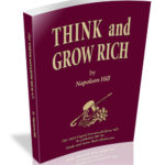 Think and Grow Rich from Napoleon Hill reference book for Club Masterminds