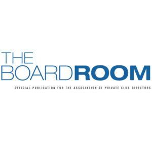 Boardroom Magazine logo