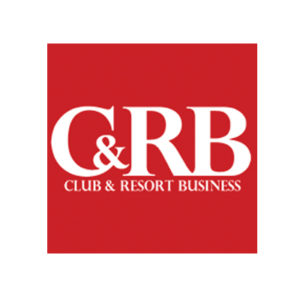 Club and resort business logo