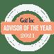 Golf Inc Advisor of the Year 2021
